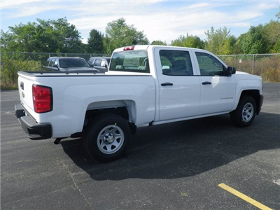 2018 Silverado 1500 Crew Cab, Pickup #80511 - photo 2