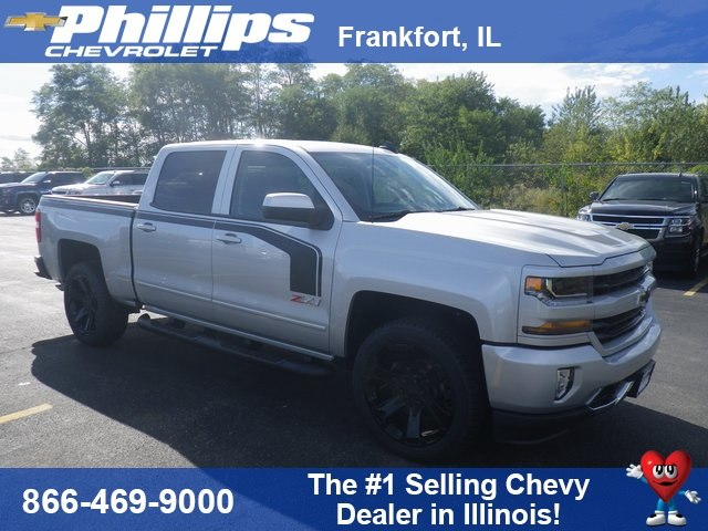 2018 Silverado 1500 Crew Cab 4x4 Pickup #80531 - photo 1