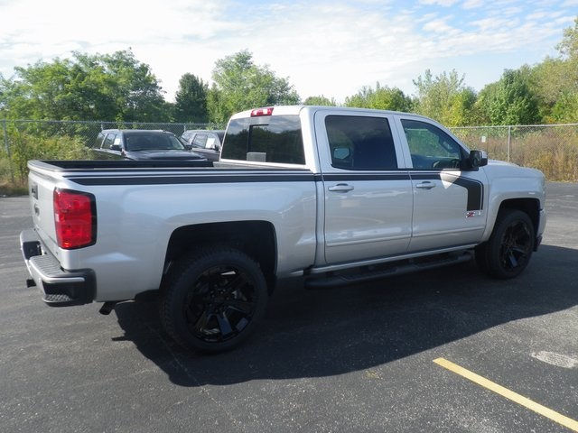 2018 Silverado 1500 Crew Cab 4x4 Pickup #80531 - photo 2