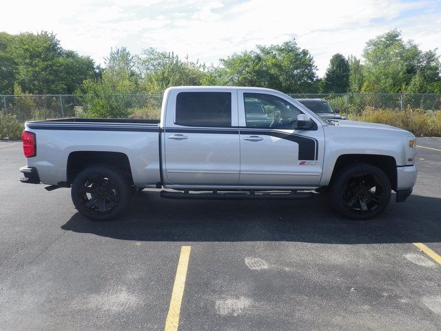 2018 Silverado 1500 Crew Cab 4x4 Pickup #80531 - photo 8