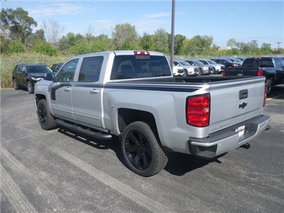 2018 Silverado 1500 Crew Cab 4x4 Pickup #80531 - photo 6