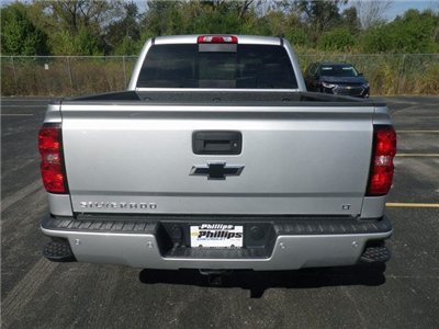 2018 Silverado 1500 Crew Cab 4x4 Pickup #80531 - photo 7