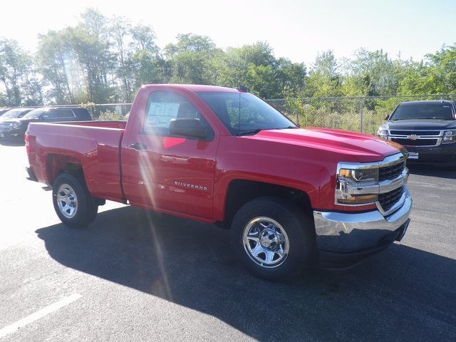 2018 Silverado 1500 Regular Cab Pickup #80554 - photo 9