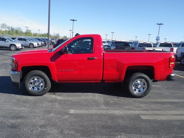 2018 Silverado 1500 Regular Cab Pickup #80554 - photo 5
