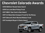 2018 Colorado Crew Cab 4x4, Pickup #80569 - photo 20