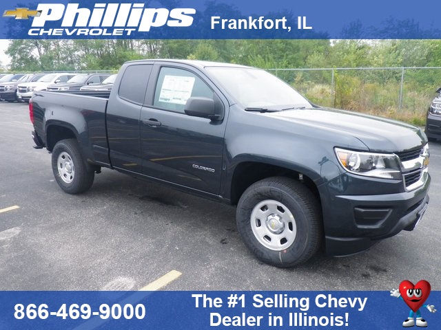 2018 Colorado Extended Cab Pickup #80595 - photo 1