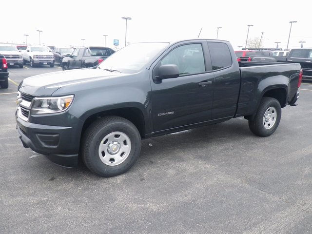 2018 Colorado Extended Cab Pickup #80595 - photo 4