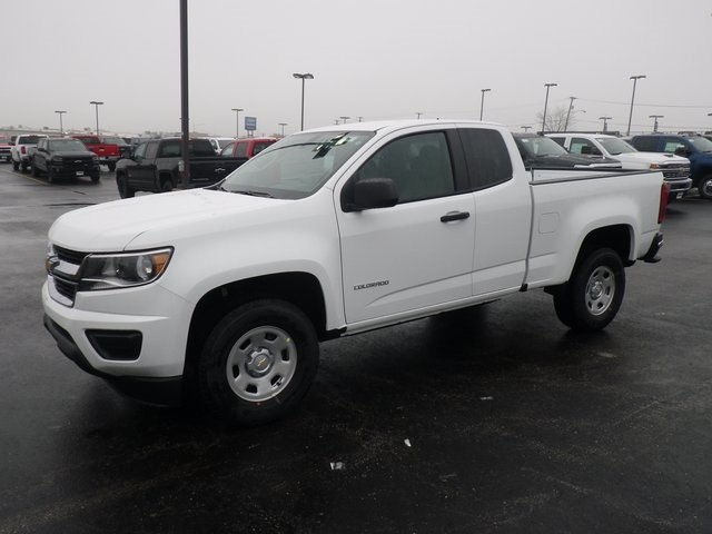 2018 Colorado Extended Cab Pickup #80681 - photo 4