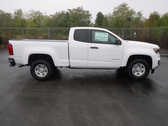 2018 Colorado Extended Cab Pickup #80681 - photo 8