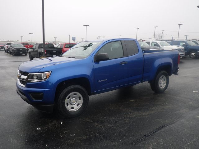 2018 Colorado Extended Cab Pickup #80718 - photo 4