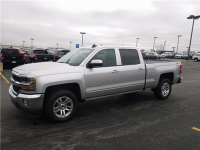 2018 Silverado 1500 Crew Cab 4x4, Pickup #80805 - photo 4