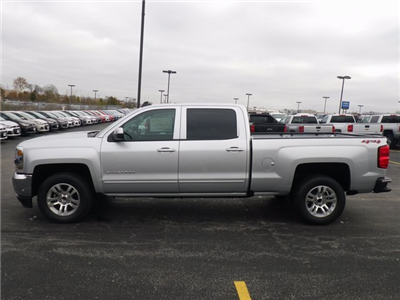 2018 Silverado 1500 Crew Cab 4x4, Pickup #80805 - photo 5