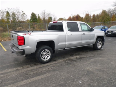 2018 Silverado 1500 Crew Cab 4x4, Pickup #80805 - photo 2