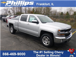 2018 Silverado 1500 Crew Cab 4x4, Pickup #80805 - photo 1