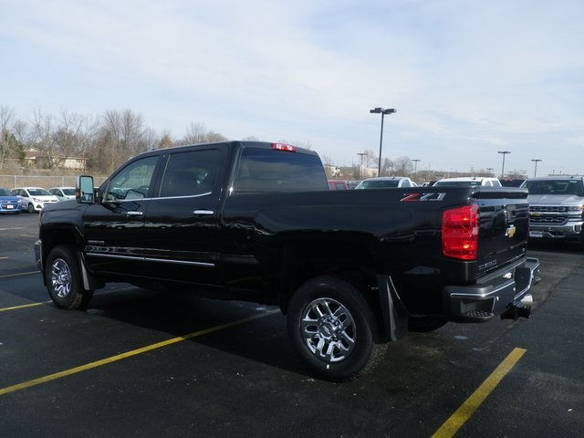 2018 Silverado 2500 Crew Cab 4x4 Pickup #80849 - photo 6