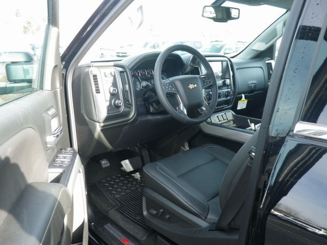 2018 Silverado 2500 Crew Cab 4x4 Pickup #80849 - photo 10