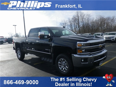 2018 Silverado 2500 Crew Cab 4x4 Pickup #80849 - photo 1