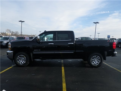 2018 Silverado 2500 Crew Cab 4x4 Pickup #80849 - photo 5