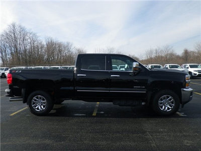 2018 Silverado 2500 Crew Cab 4x4 Pickup #80849 - photo 8