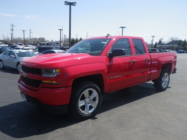 2018 Silverado 1500 Double Cab 4x4,  Pickup #80887 - photo 4