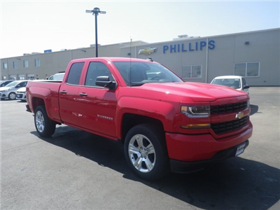 2018 Silverado 1500 Double Cab 4x4,  Pickup #80887 - photo 21