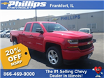 2018 Silverado 1500 Double Cab 4x4,  Pickup #80887 - photo 1
