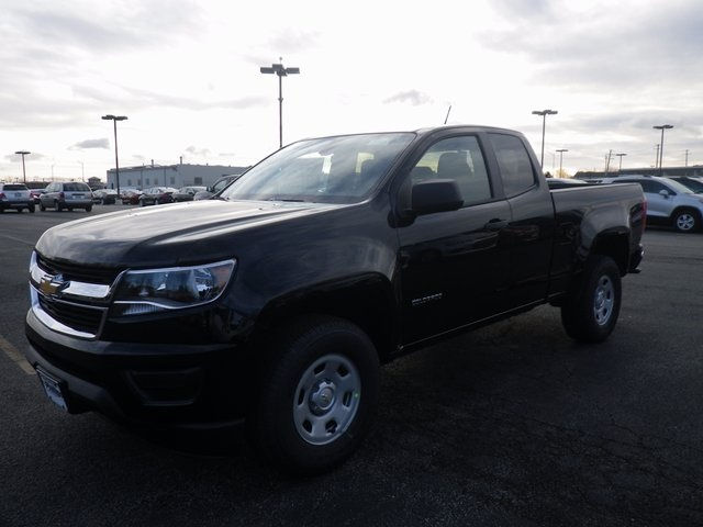 2018 Colorado Extended Cab Pickup #80951 - photo 4