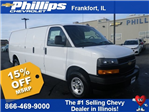 2018 Express 2500, Cargo Van #81078 - photo 1