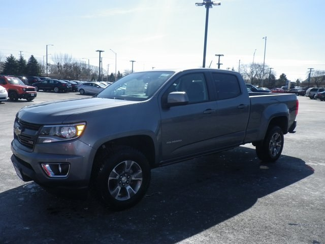 2018 Colorado Crew Cab 4x4, Pickup #81203 - photo 4