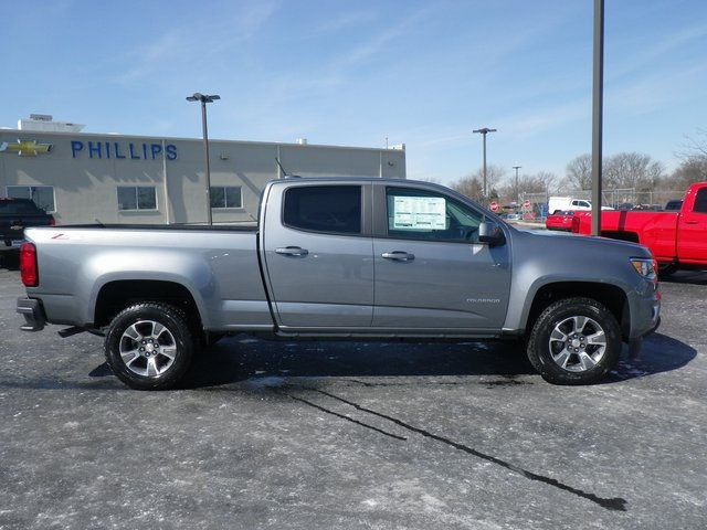 2018 Colorado Crew Cab 4x4, Pickup #81203 - photo 8