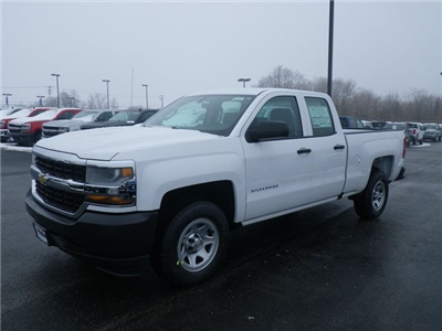 2018 Silverado 1500 Double Cab, Pickup #81236 - photo 3
