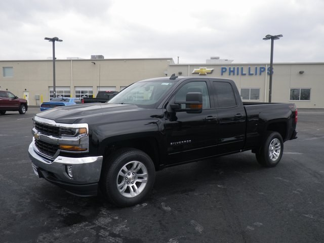 2018 Silverado 1500 Double Cab 4x4, Pickup #81237 - photo 4