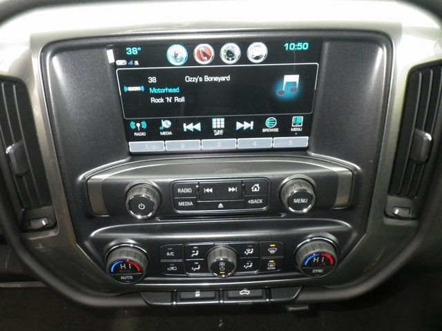 2018 Silverado 1500 Double Cab 4x4, Pickup #81237 - photo 17