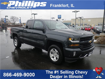 2018 Silverado 1500 Double Cab 4x4, Pickup #81238 - photo 1