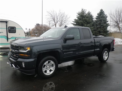 2018 Silverado 1500 Double Cab 4x4, Pickup #81238 - photo 3