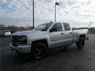 2018 Silverado 1500 Double Cab 4x4,  Pickup #81248 - photo 4