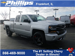 2018 Silverado 1500 Double Cab 4x4,  Pickup #81248 - photo 1