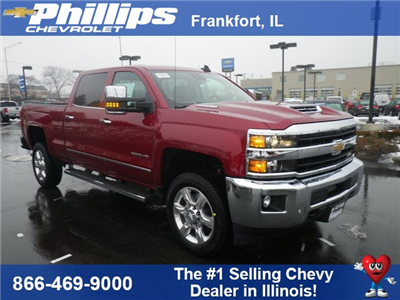 2018 Silverado 2500 Crew Cab 4x4, Pickup #81302 - photo 1