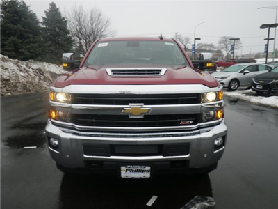 2018 Silverado 2500 Crew Cab 4x4, Pickup #81302 - photo 3