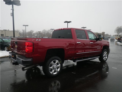 2018 Silverado 2500 Crew Cab 4x4, Pickup #81302 - photo 2