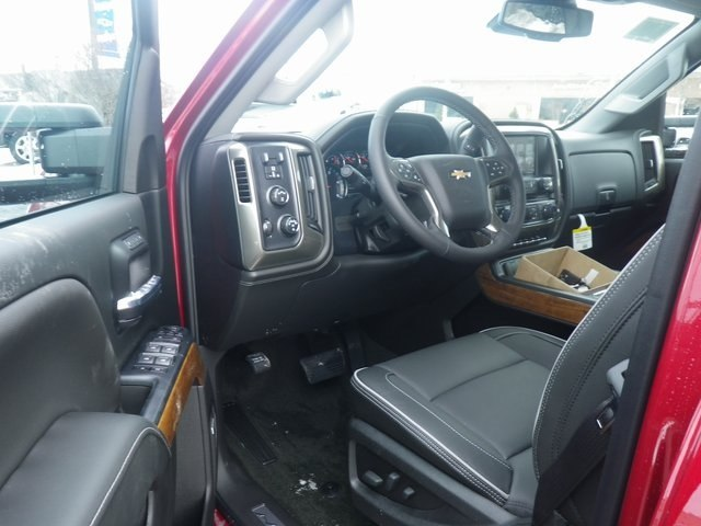 2018 Silverado 2500 Crew Cab 4x4, Pickup #81367 - photo 10