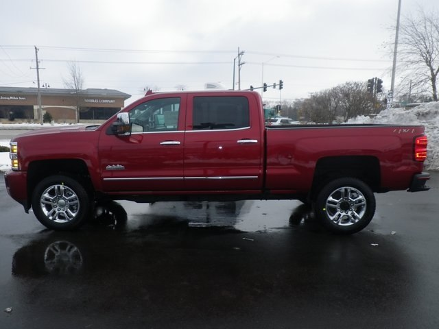 2018 Silverado 2500 Crew Cab 4x4, Pickup #81367 - photo 5