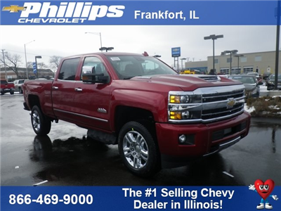 2018 Silverado 2500 Crew Cab 4x4, Pickup #81367 - photo 1
