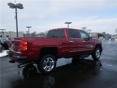 2018 Silverado 2500 Crew Cab 4x4, Pickup #81367 - photo 2