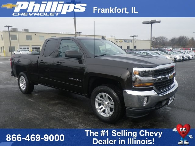 2018 Silverado 1500 Double Cab 4x4, Pickup #81406 - photo 1