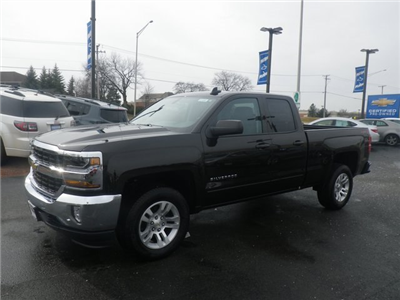 2018 Silverado 1500 Double Cab 4x4, Pickup #81406 - photo 4