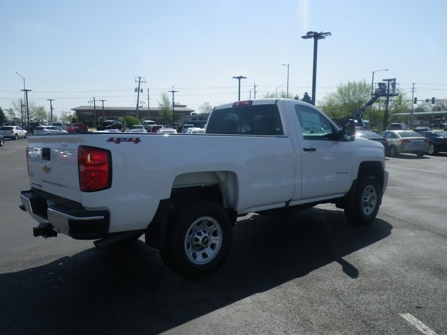 2018 Silverado 2500 Regular Cab 4x4,  Pickup #81572 - photo 2