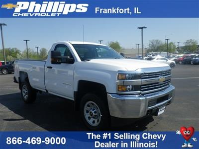 2018 Silverado 2500 Regular Cab 4x4,  Pickup #81572 - photo 1