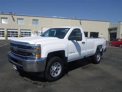 2018 Silverado 2500 Regular Cab 4x4,  Pickup #81572 - photo 4