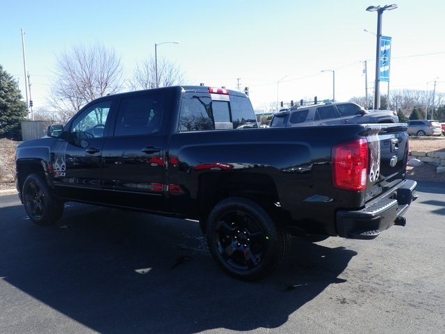 2018 Silverado 1500 Crew Cab 4x4, Pickup #81579 - photo 6